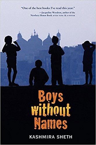 Have You Read Boys Without Names?