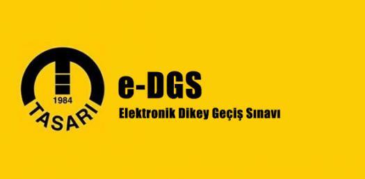 1. E-dgs Online Deneme Snav - S�zel B�l�m - (E-dgs Snav)
