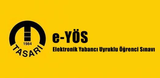 E-y�s Online Deneme Snav - (E-y�s Snav - 1 Nisan 2017 Cumartesi - 16:00 - 23:59)