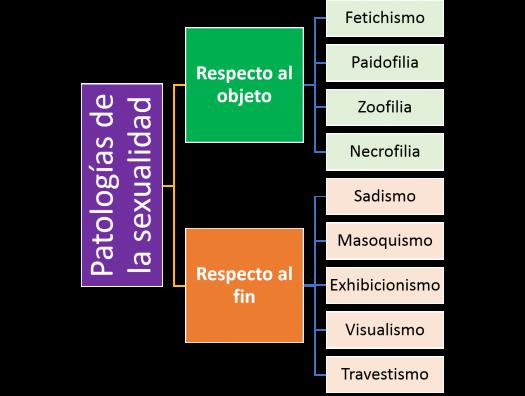 Patolog�as De LA Sexualidad Respecto Al Fin