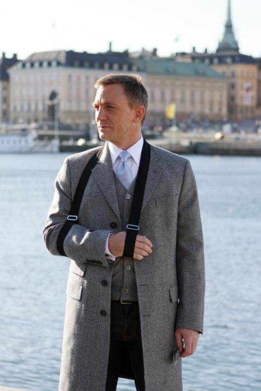 Is Daniel Craig Your Favorite Actor?