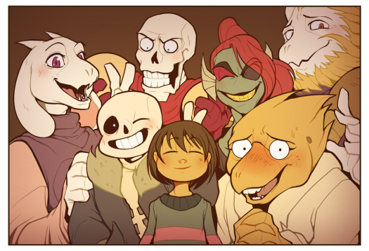 Which Undertale Character Are You Are You Energetic Like Papyrus
