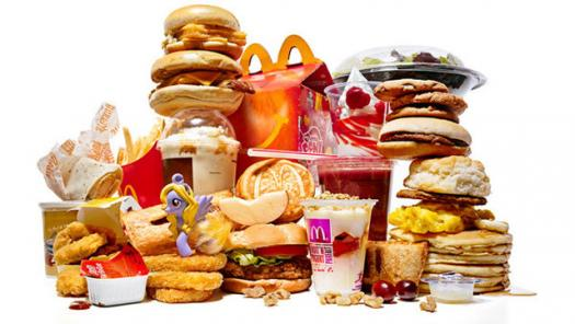 What Is Your Alternative Food Instead Of Fast Food?