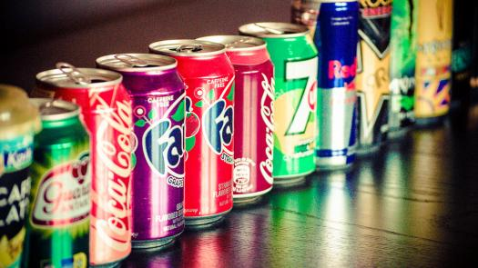 Can You Guess The Soft Drink Names?