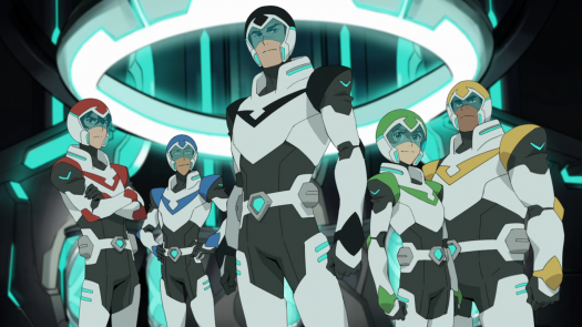 What Paladin Of Voltron Are You ?