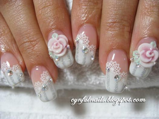 Are You Familiar With Bridal Nail Art?