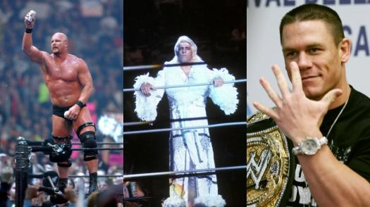 How Well Do You Know Your Wrestling Stars?