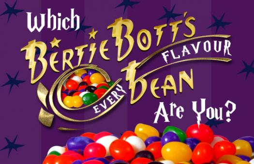 Which Bertie Botts Flavour Do You Like Best?