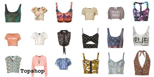 Which crop top is for you?