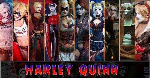 Which Harley Quinn Are You?