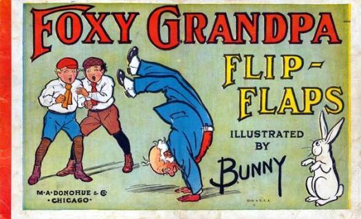 Have You Read Foxy Grandpa?