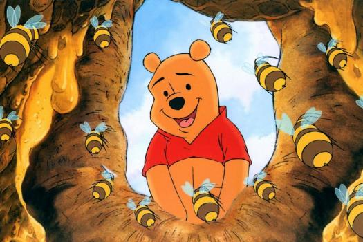 Quiz 1. Winnie And The Honey Tree