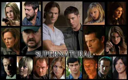 Which Supernatual Character Are You?