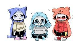 Which Sans Au Would You Date?