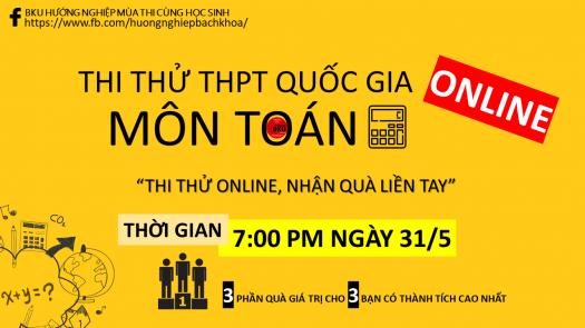 Thi Th Online M�n To�n