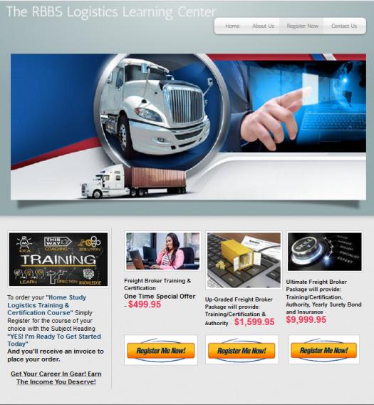 RBBS LLC Freight Broker Agent Practice Test