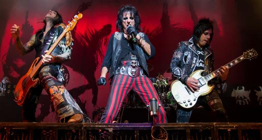 Which Alice Cooper Band Member Are You?