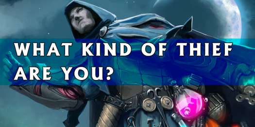 What Kind Of Thief Are You? A Fun Personality Quiz