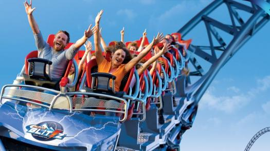Which Amusement Park Ride Are You?