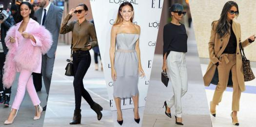 What Celebrity Do You Dress Like?
