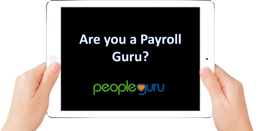 Payroll Guru Quiz