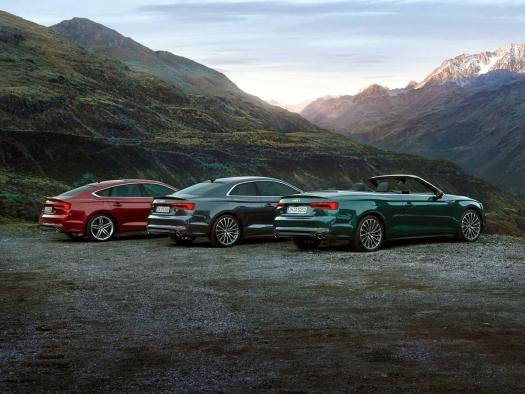 Are You Made For A Coup�, Cabriolet Or Sportback?