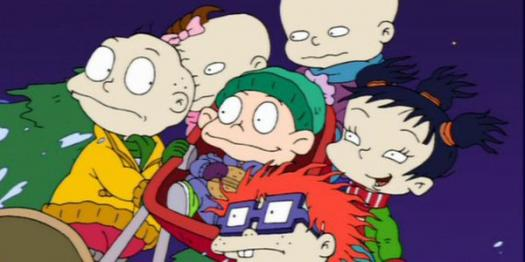 Are You A Fan Of Rugrats?