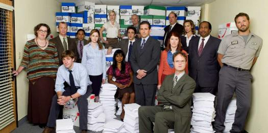 """Which """"The Office"""" Relationship Are You?"""