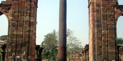 Do You Know Iron Pillar Of Delhi?