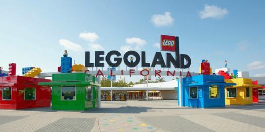 Legoland California trivia