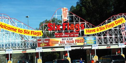 How Much Do You Really Know About Six Flags Magic Mountain?
