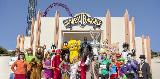 Are You An Expert About Warner Bros. Movie World?