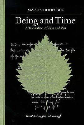 Have You Read The Book Being And Time?
