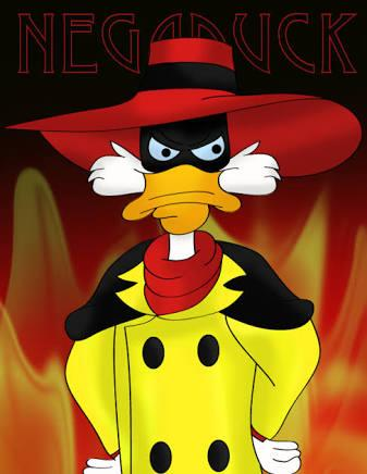 What Do You Know About Negaduck?
