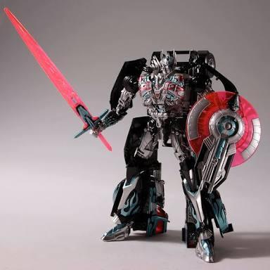 Do You Know Optimus Prime?