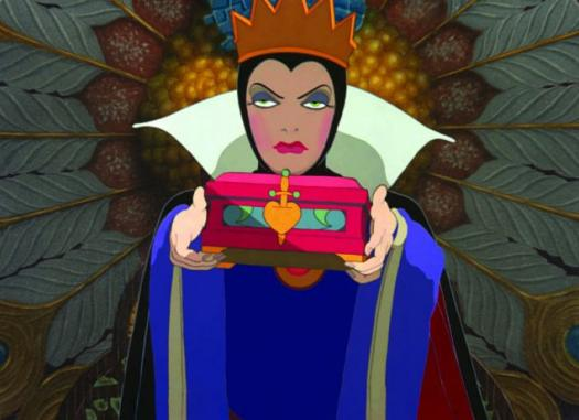 Do You Know The Evil Queen?