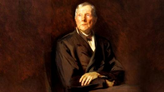 Well, What Do You Know About Rock D. Rockefeller?
