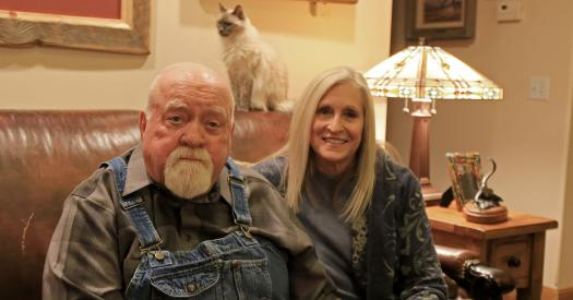 Beverly Berry (Wilford Brimley's Wife)