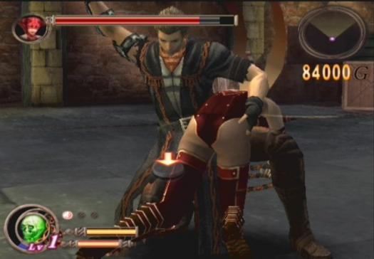Do you know the God Hand, the video game?