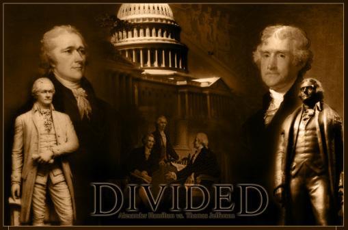 Are You A Federalist Or Democratic-Republican?
