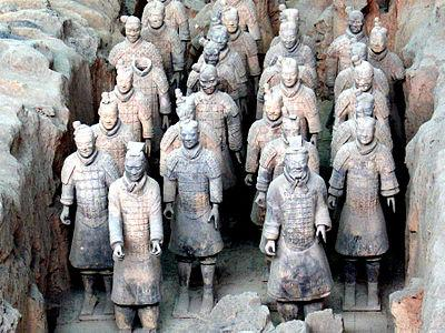 What Do You Know About The Terracotta Army?