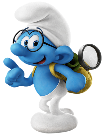 What Do You Know About Brainy Smurf?