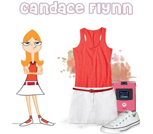 What Do You Know About Candace Flynn?