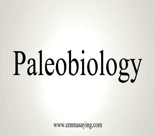 What Do You Know About Paleobiology?