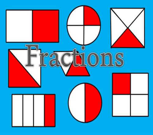 How Well Do You Know Fractions Of Shapes?
