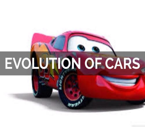 What Do You Know About The Evolution Of Cars