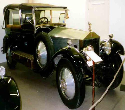 What Do You Know About Rolls-royce 15 HP?