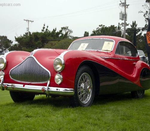 What Do You Know About Talbot-lago T26 Grand Sport?