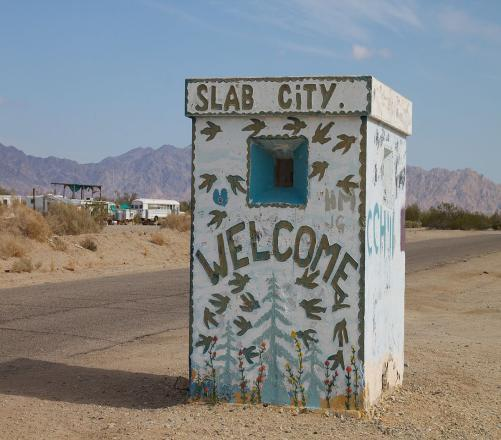 How Well Do You Know Slab City, US?