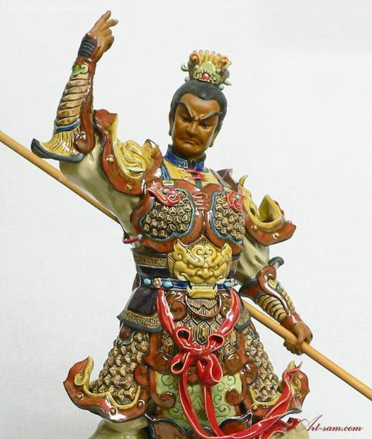 What Do You Know About Lu Bu (Ancient China)